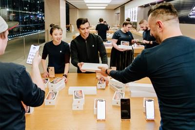 iphone apple watch launch sydney