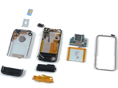 original iPhone teardown