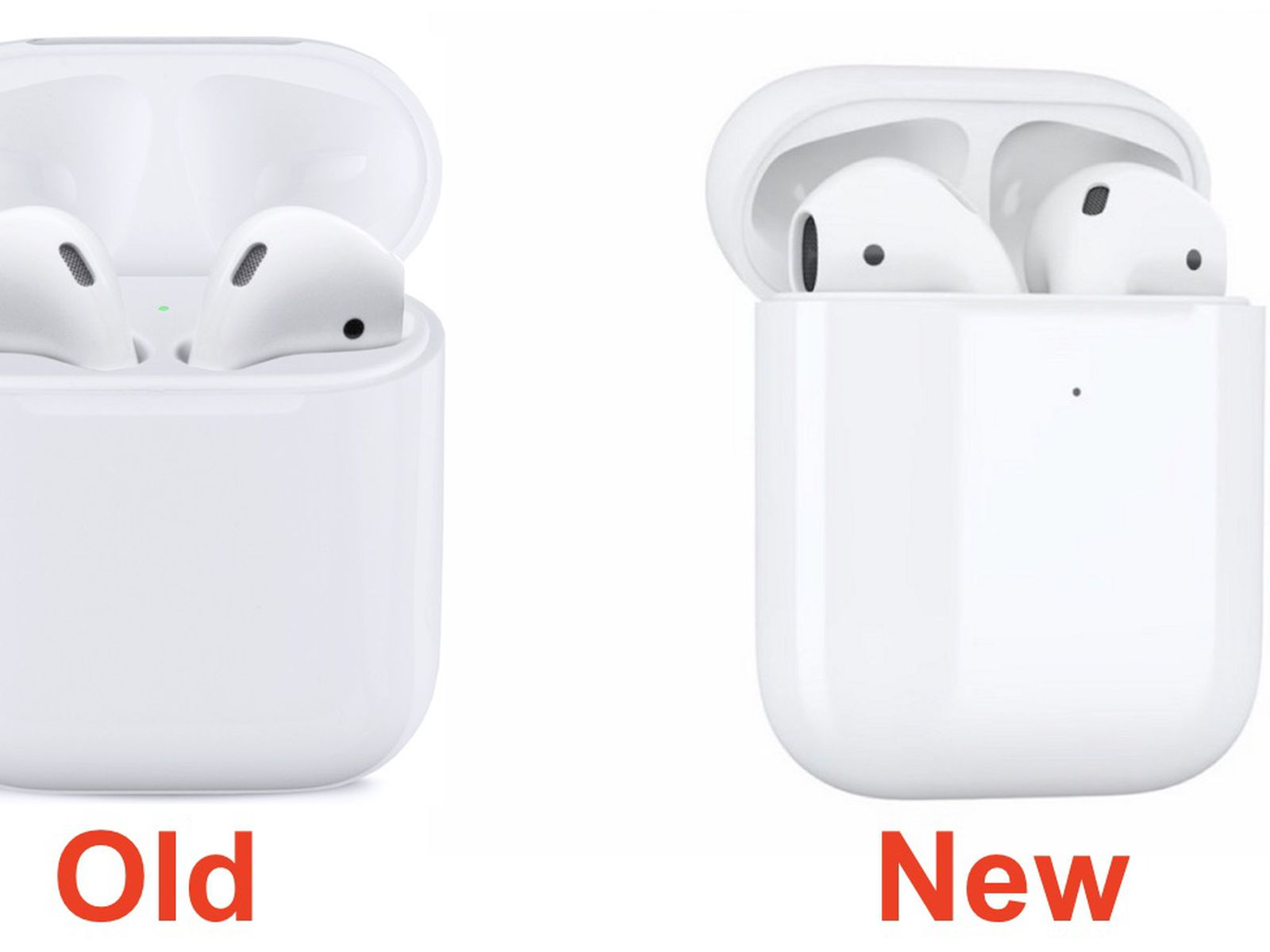 Apple Introduces New Second Generation Airpods Case With Wireless