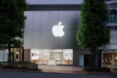 shibuya apple