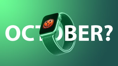 Apple Watch October Feature