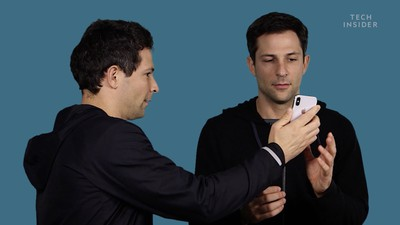 business insider iphone x twins