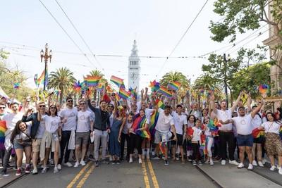 SF pride 2019
