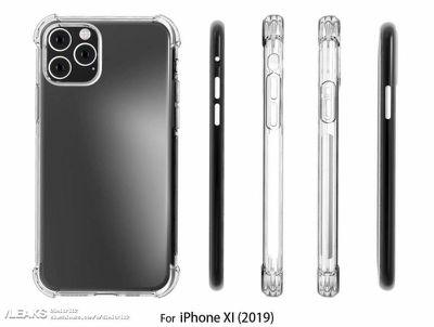 2019 iphone case render slashleaks