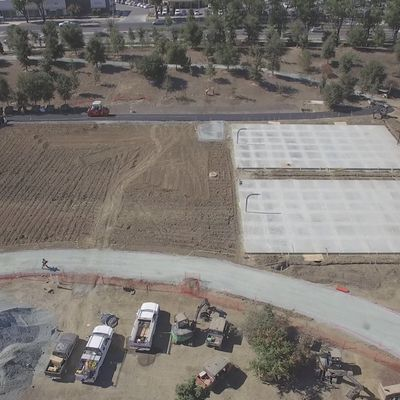 apple park basketball courts