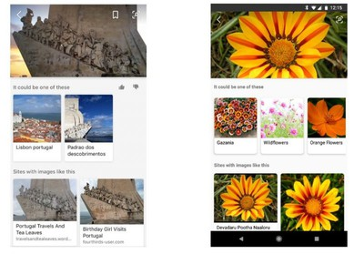 bing app visual search