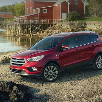 Ford 2017 Escape
