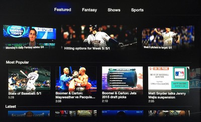 Cbs Sports To Stream Super Bowl 50 Other Nfl Games Free On Apple Tv Macrumors