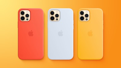 apple new iphone case colors feature