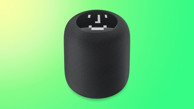 HomePod Happy Fix Feature