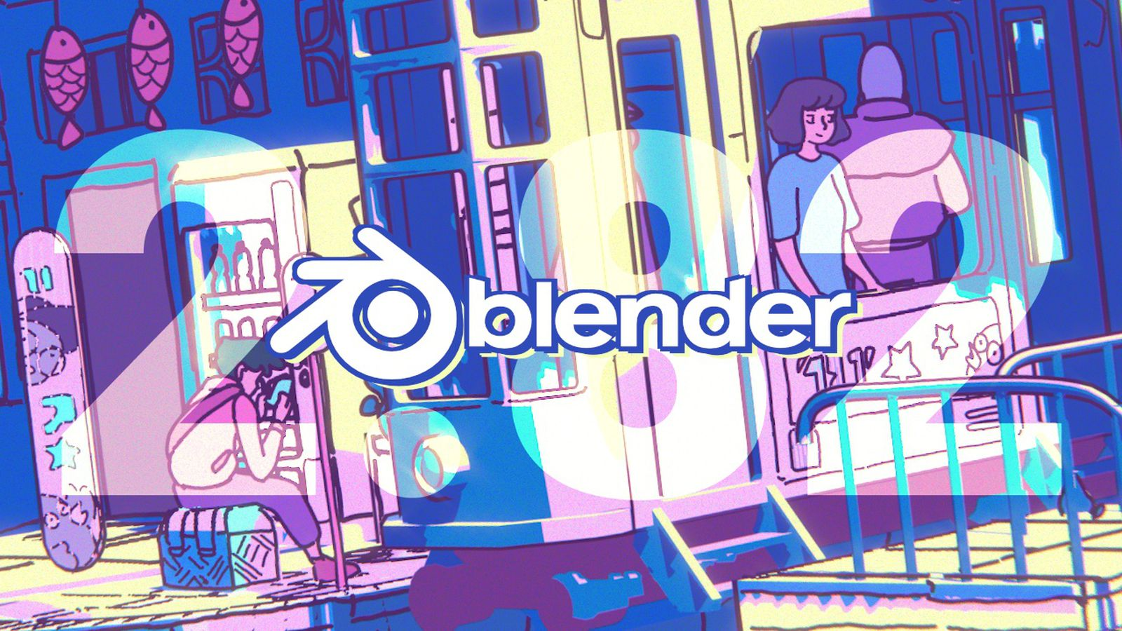 Apple Joins Blender's Development Fund to Support 3D Graphics Tool