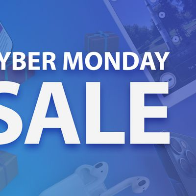 General cyber monday 20 sale feature