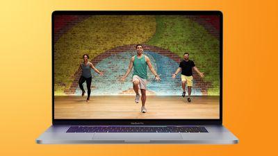 apple fitness plus on mac feature