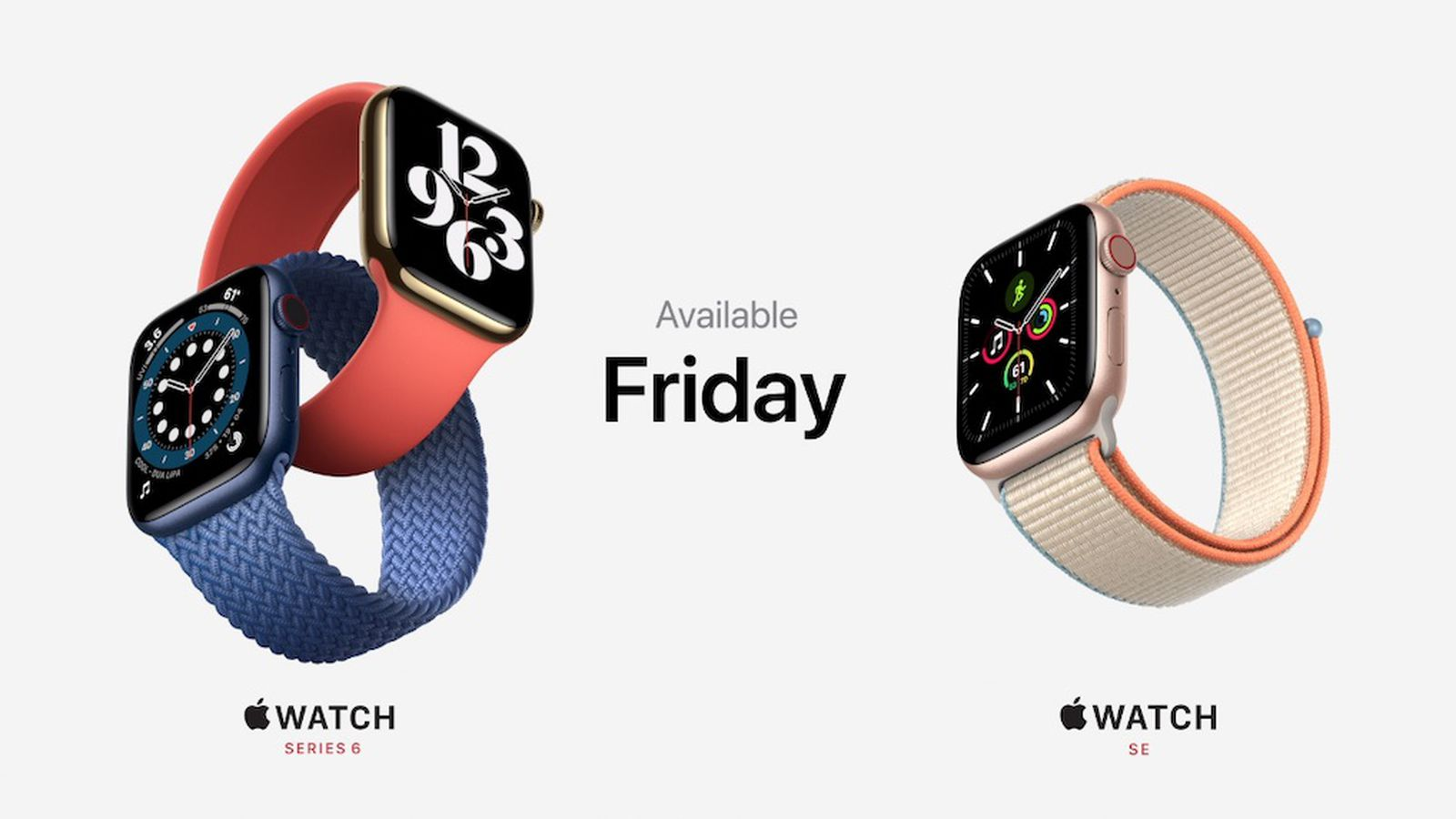 Apple Watch 6 release date