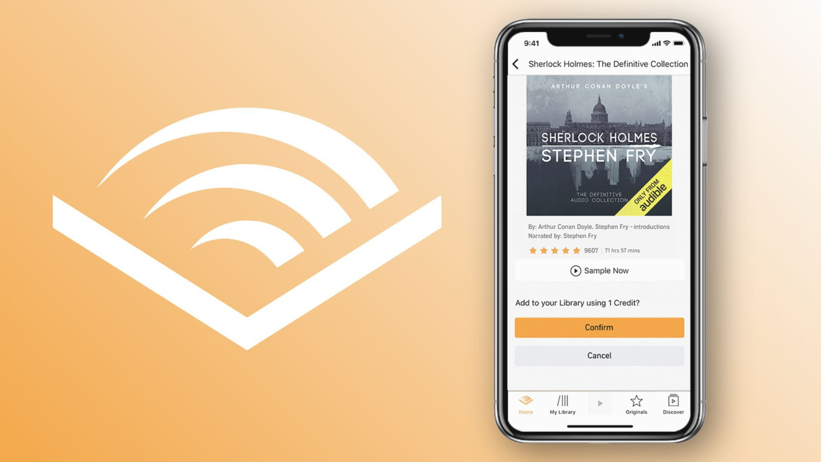 Audible Now Supports In-App Audiobook Purchases in Possible Relaxation of App Store Rules