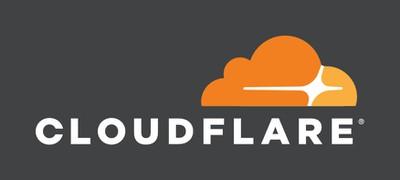 cloudflare logo dark
