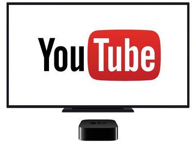 youtube apple tv