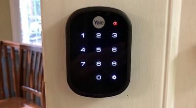 yale assure lock sl exterior