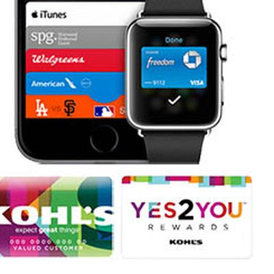 Kohls Apple Pay One Tap