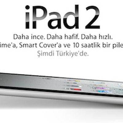 ipad 2 in hand turkey