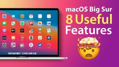 Big Sur 8 Useful Features Feature 1