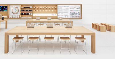 apple store retail