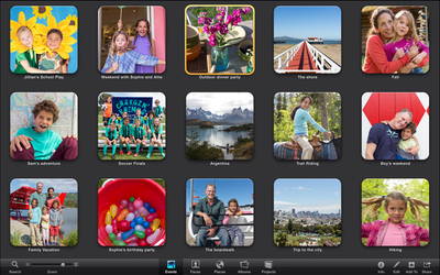 iPhoto for Mac