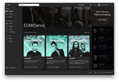 Spotify-OS-X