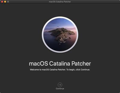 1catalina patcher tool