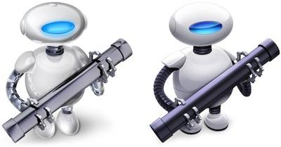automator icon comparison