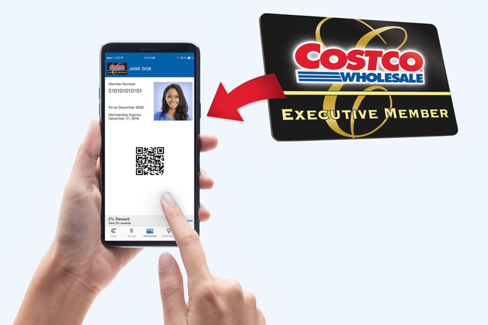 Costco App For Ios Now Supports Digital Membership Cards Allowing For Wallet Free Shopping Trips Macrumors The invitation email to join the family group. costco app for ios now supports digital