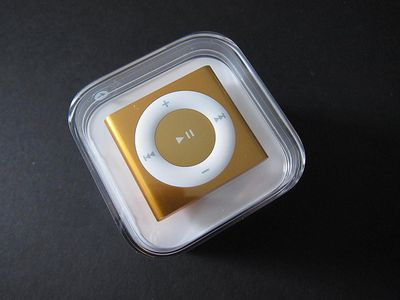 103304 4gen ipod shuffle unbox 1