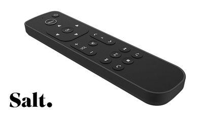 apple tv 4k salt remote