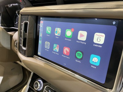wireless carplay gm