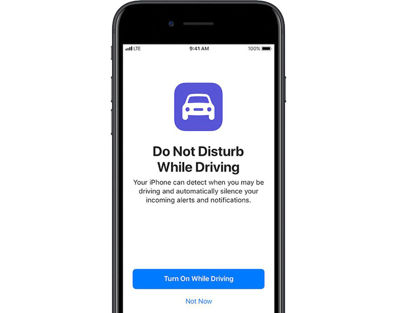 How To Use Do Not Disturb While Driving Macrumors