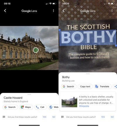 how to use google lens 2