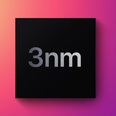 3nm apple silicon feature