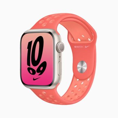 Apple watch series7 nike 02 09142021 carrusel