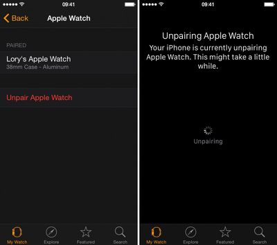 How to backup and restore apple watch 2