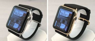 Apple Watch Time Preserve