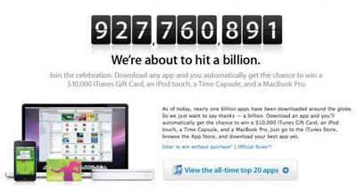092954 billion app countdown 500