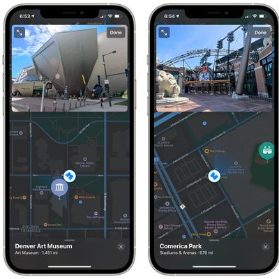 look around apple maps expansion