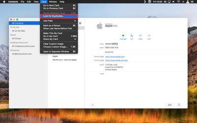 mac duplicates 2