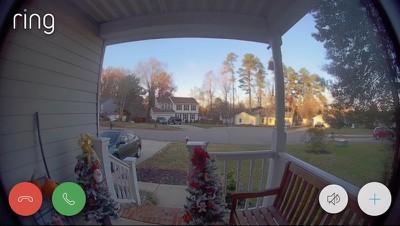 ring video doorbell 2 view