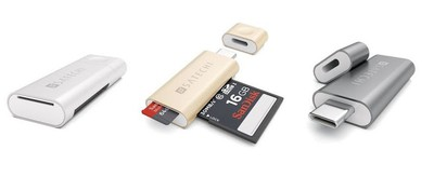 satechi usb reader
