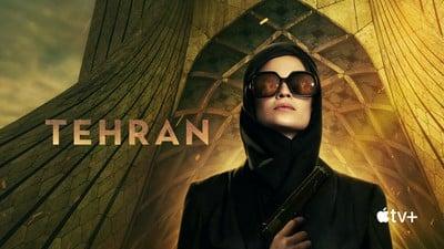 tehran apple tv poster