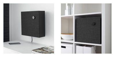 ikea eneby bluetooth speaker black  0566702 PE665046 S4