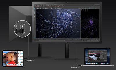 lg ultrafine 5k display ipad pro
