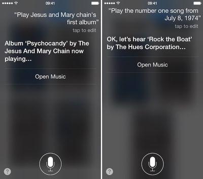 Apple Music and Siri 4