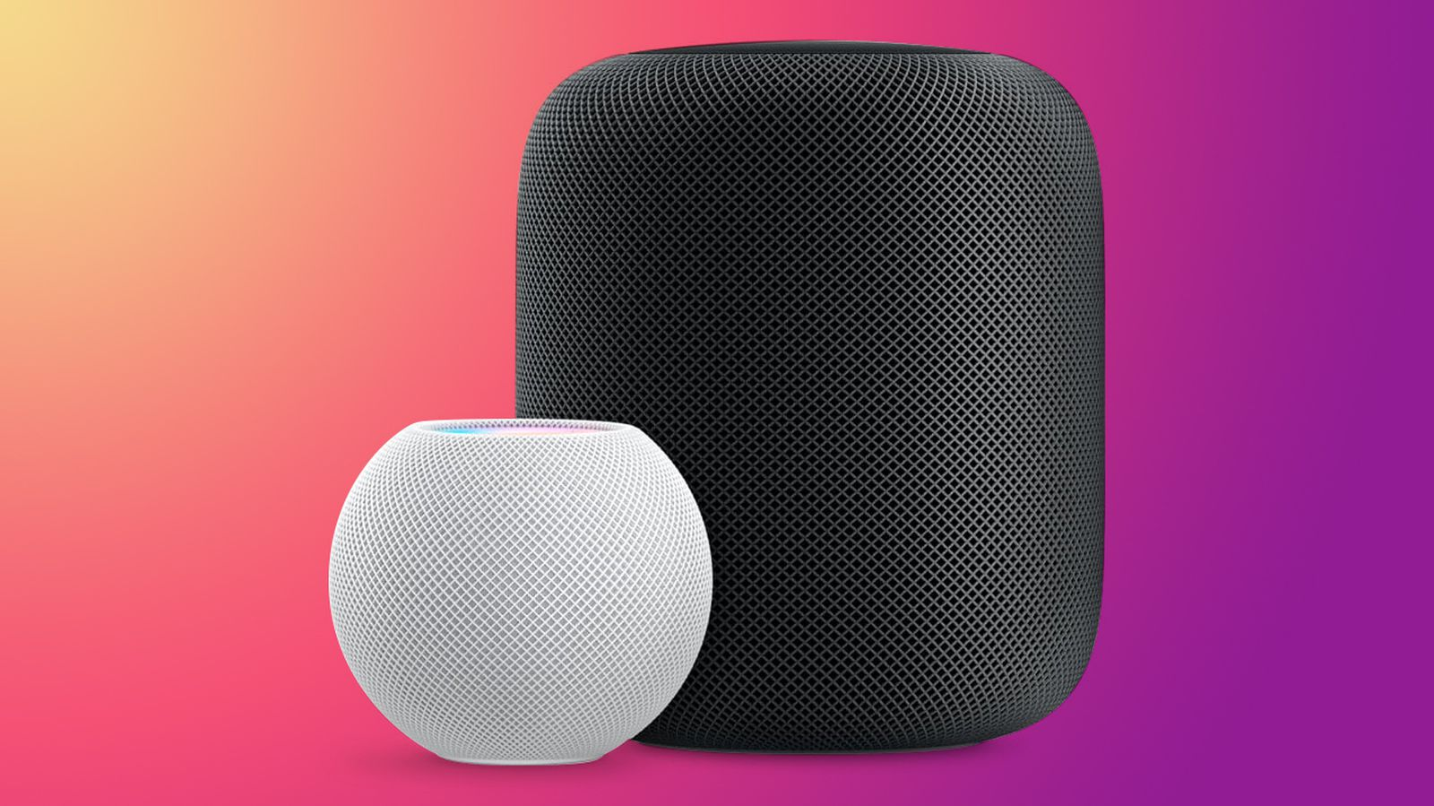 HomePod Mini vs. HomePod Buyer's Guide